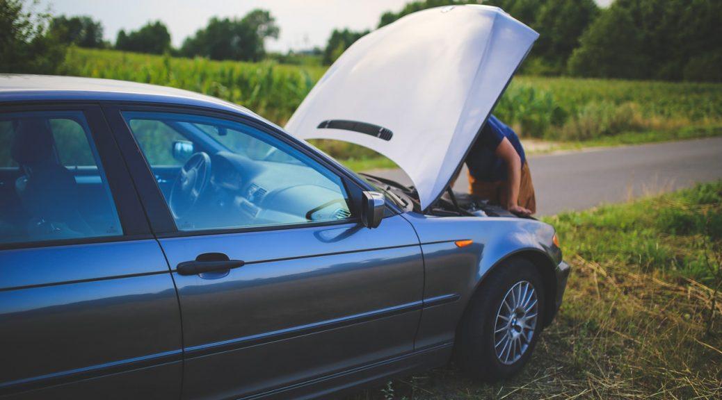 auto repareren